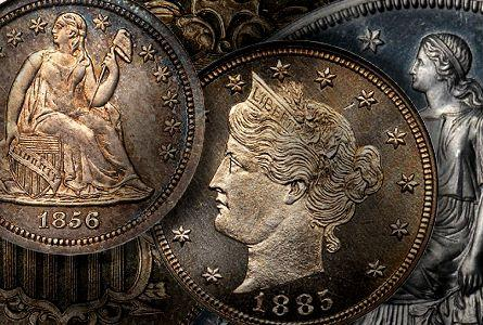 Pittsburgh Coin Dealer and Appraisals | Olevian Numismatic