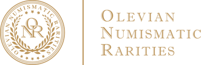 Olevian Numismatic Rarities