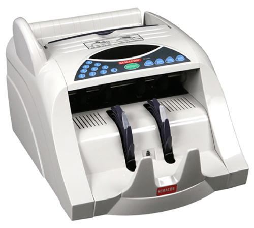 Semacon Heavy Duty Currency Counter S-1125