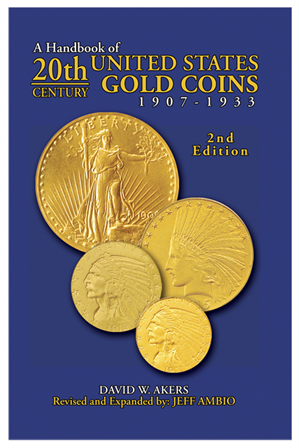 Handbook of 20th-Century U.S. Gold Coins