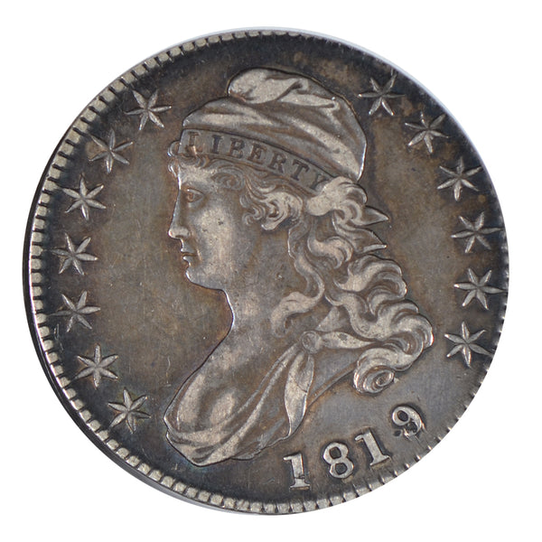 1819 Capped Bust Half Dollar Very Fine Condition #190370