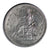1877-S Trade Dollar About Uncirculated Damaged