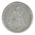 1877-S Liberty Seated Quarter Very Fine
