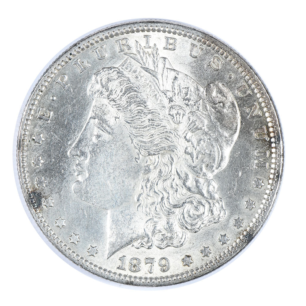 1879 Morgan Dollar About Uncirculated