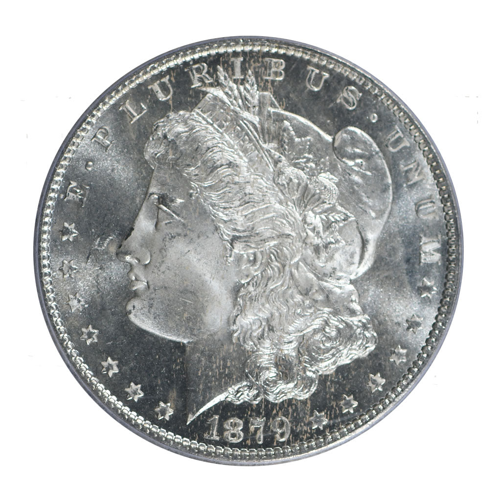 1879-S Morgan Dollar PCGS MS66