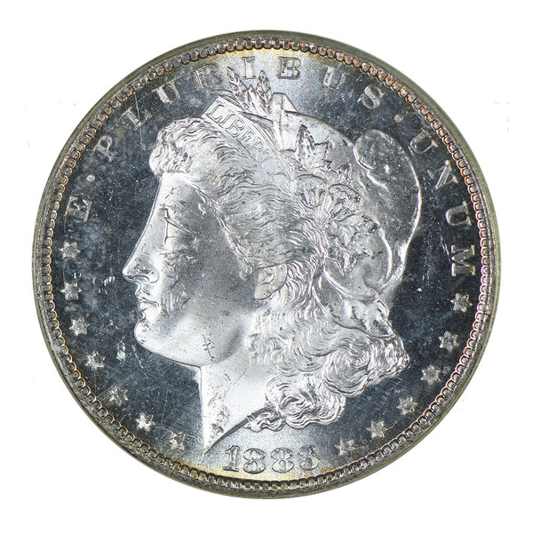 1883-CC Morgan Dollar PCGS MS65DMPL