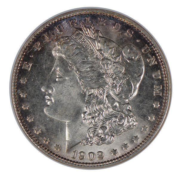1902 Morgan Dollar ANACS MS65 #190916