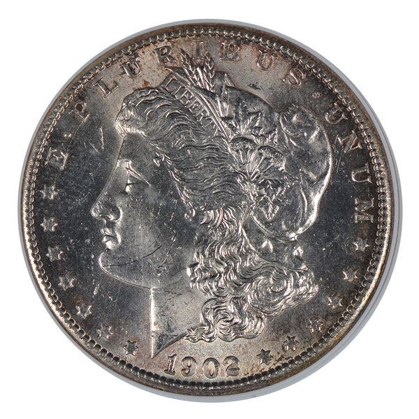 1902-S Morgan Dollar ANACS MS63 #190457