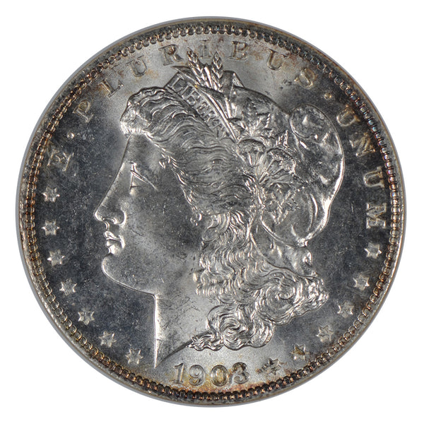 1903-O Morgan Dollar ANACS MS65 #195957