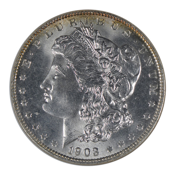 1903-O Morgan Dollar ANACS MS 65 #198445