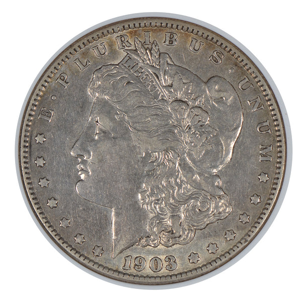 1903-S Morgan Dollar ANACS EF 45 #195107