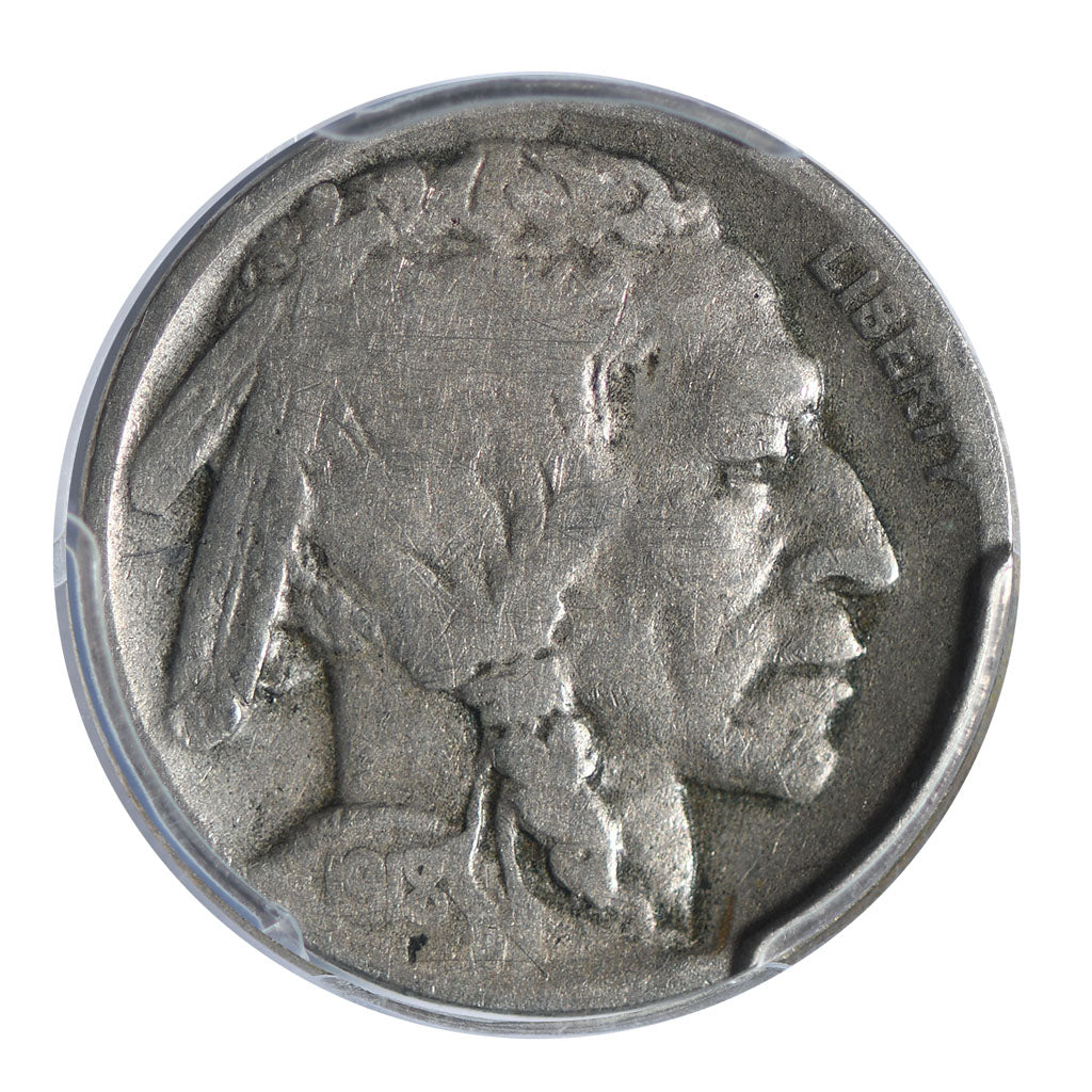 1918/7-D Buffalo Nickel PCGS VG08