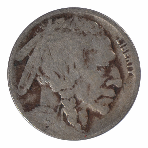 1919-D Buffalo Nickel Good