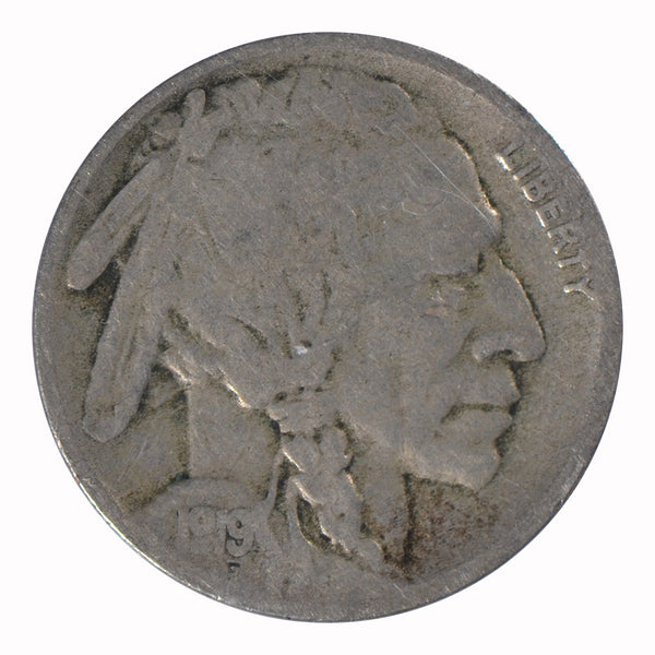 1919 Buffalo Nickel Good