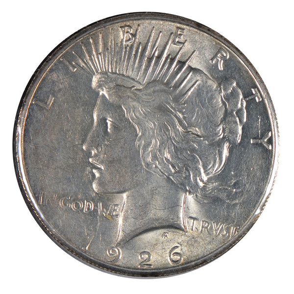 1926-S Peace Dollar Mint State