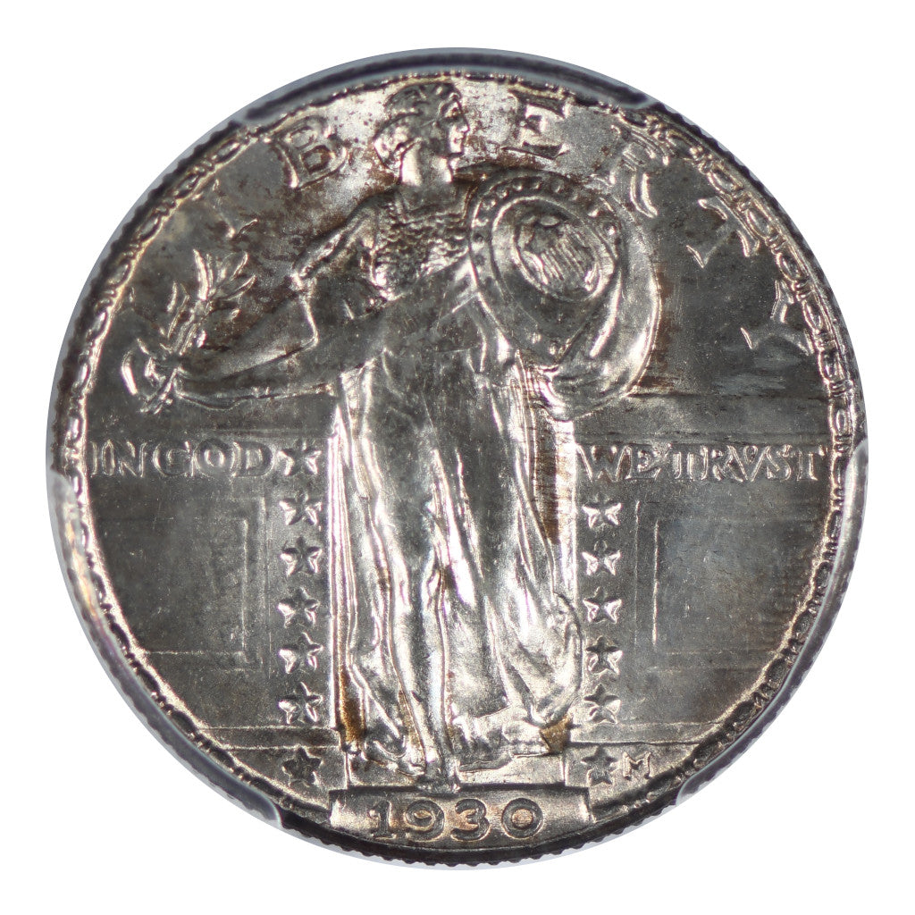 1930 Standing Liberty Quarter PCGS MS65 FH