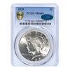 1935 Peace Dollar PCGS MS66+ CAC