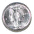 1938 Mercury Dime PCGS MS65
