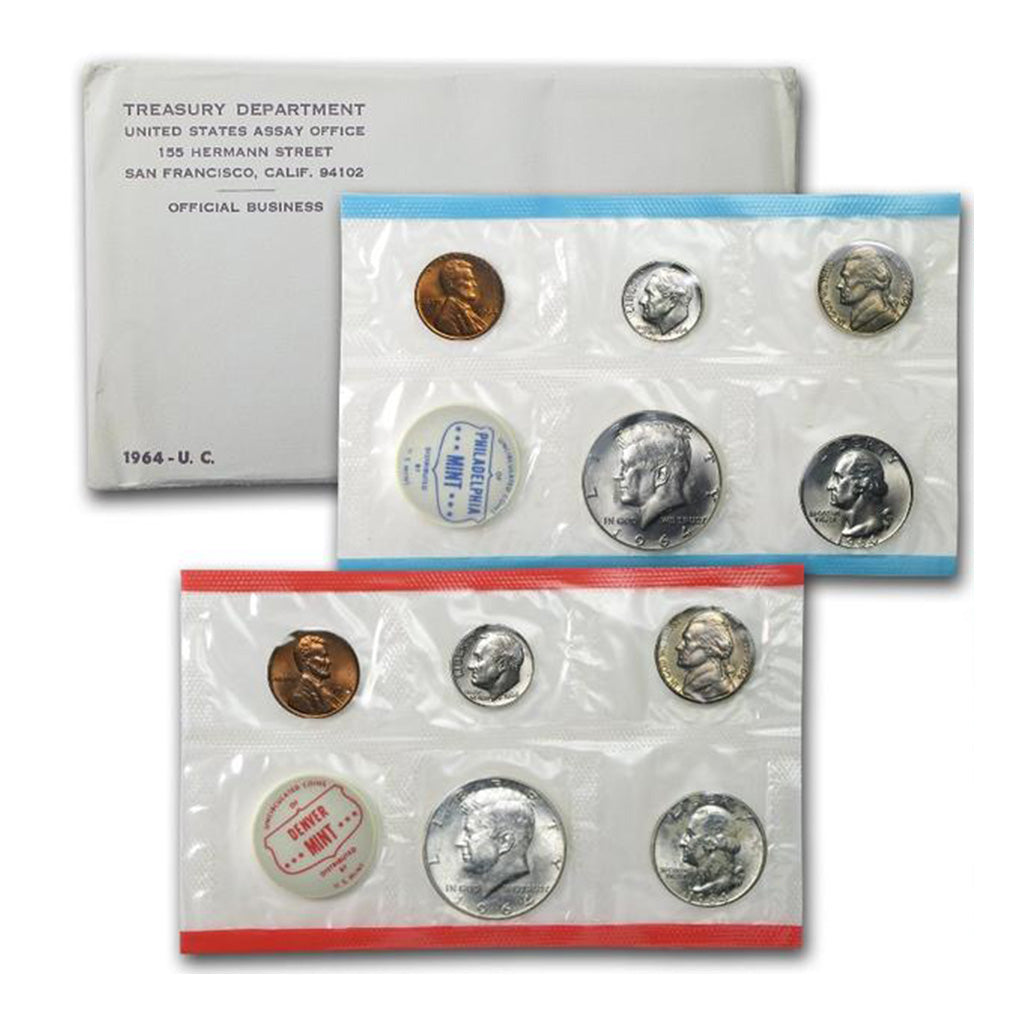 1964 U.S. Uncirculated Set