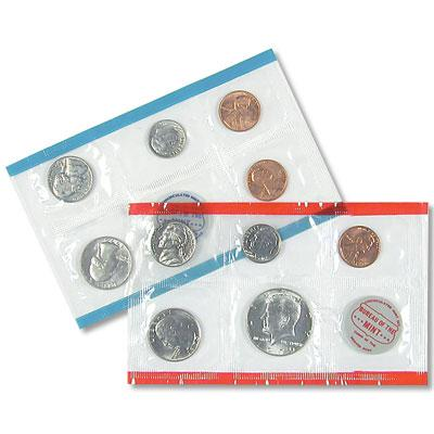 1970 U.S. Mint Uncirculated Coin Set