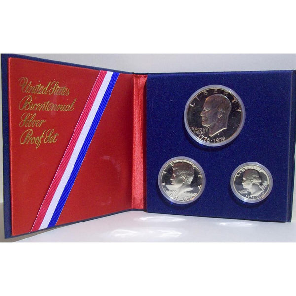 1976 U.S. Silver Proof Set Bicentennial
