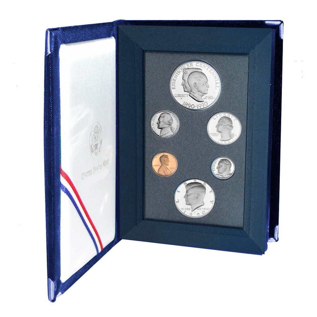 1990 U.S. Prestige Proof Set