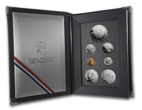 1991 U.S. Mint Prestige Set Proof