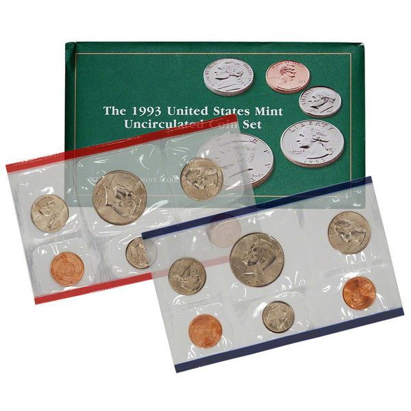 1993 U.S. Uncirculated Set