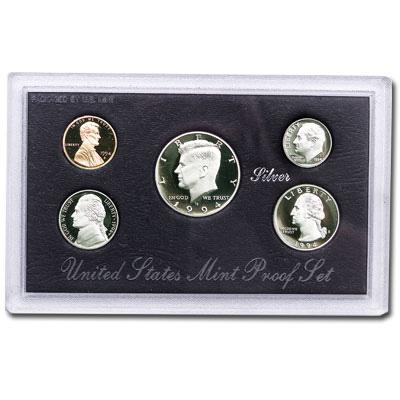 1994 U.S. Silver Proof Set