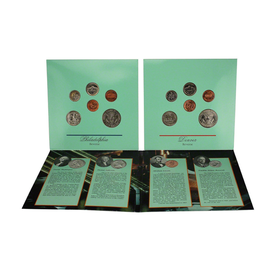 1995 U.S. Uncirculated Set, Special Edition
