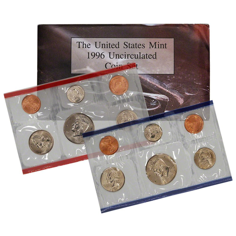 1996 U.S. Uncirculated Set