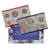 1997-P&D U.S. Uncirculated Set: 10-Coin Set in Original Packaging