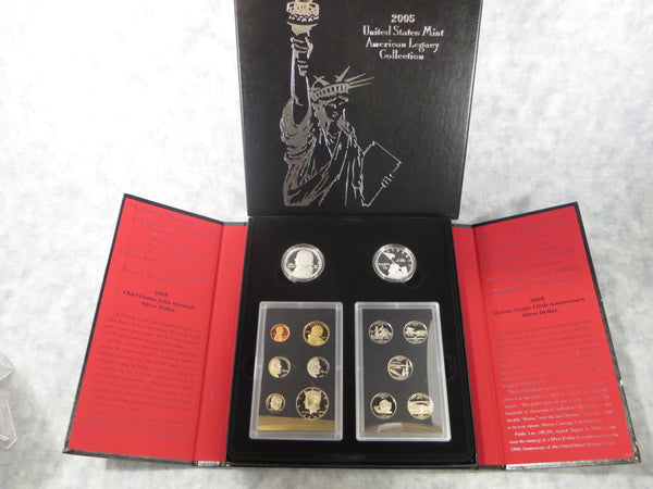 2005 United States U.S. Mint American Legacy Collection