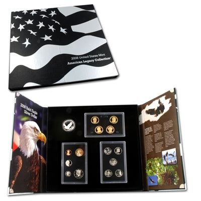 2008 United States U.S. Mint American Legacy Collection