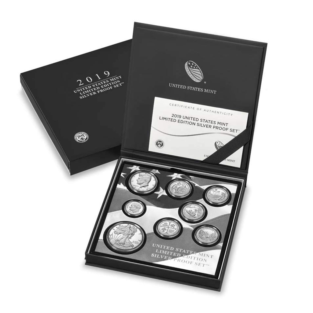 2019 U.S. Mint Limited Edition Silver Proof Set