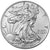 2021 1 oz American Silver Eagle Mint State Condition (Type 1) BU