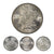Remembering the Morgan Dollar: Four Different Mint Marks & Wood Box