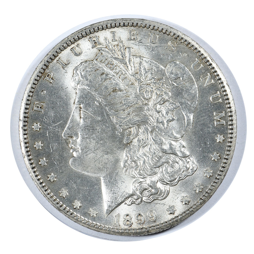 1899-O Morgan Dollar About Uncirculated Condition