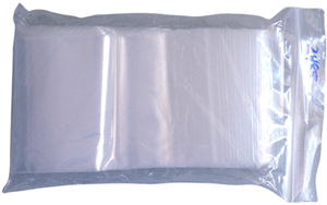 2 Mil Zip Lock Bag - 4x6