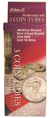 3 Round Coin Tube - American Silver Eagle