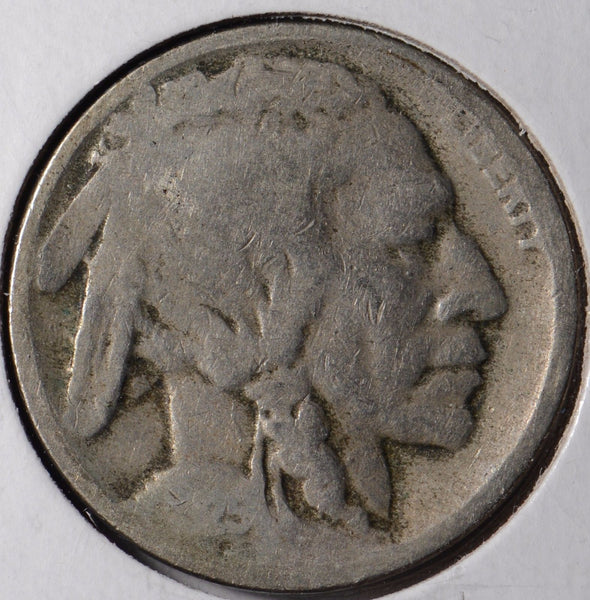 1925-D Buffalo Nickel Good Condition #179760