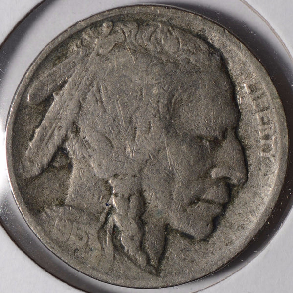 1913-D Type 2 Buffalo Nickel Good Condition #174902