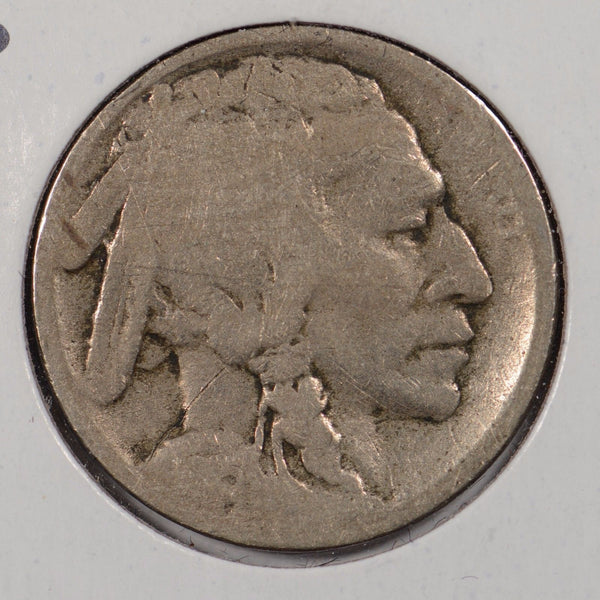 1915-S Buffalo Nickel About Good