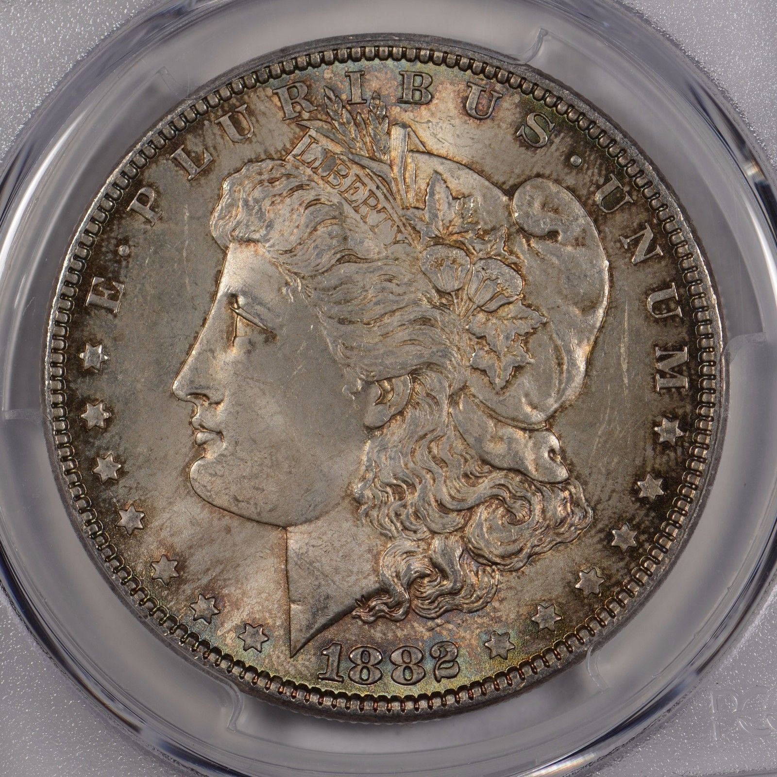 1882 Morgan Dollar PCGS MS-65 #168969