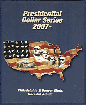 Presidential Dollar Series P&D 2007-