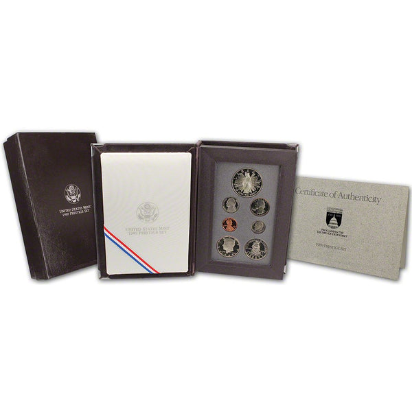 United States Mint 1989 Prestige Set