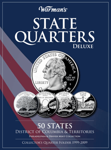 State Quarters Deluxe Folder