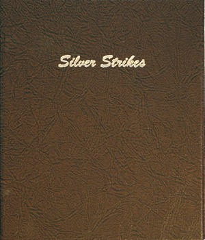 Silver Strikes, plain 5 pages 12 2x2 ports