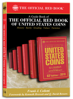 Guide Book of the Official Red Book of United States Coins