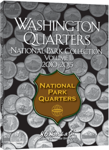 National Park Quarters Harris Folder 2010-2015 Vol I